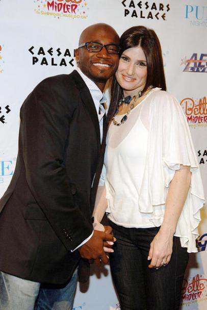 Taye Diggs & Idina Menzel