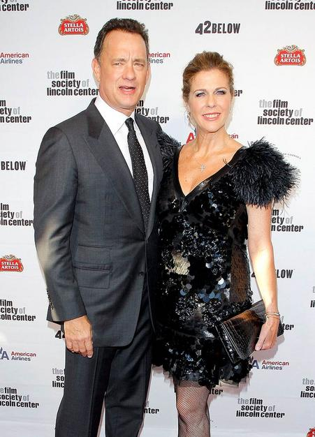 pictures of tom hanks children. Tom Hanks amp; Rita Wilson