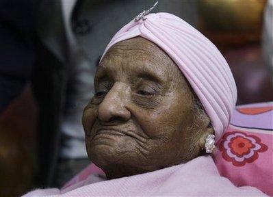 Obit Oldest Person